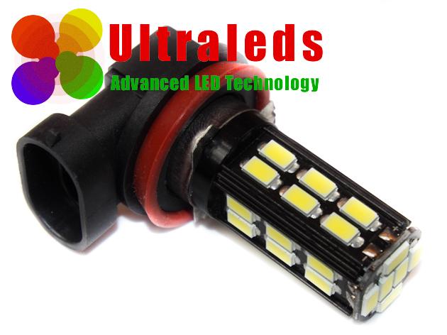 Żarówka LED H11 30 x 5630 DRL. Tuning halogenów, świateł DRL.